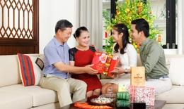 4 món quà ý nghĩa dành cho cha mẹ ngày tết