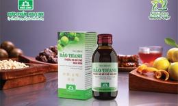 Thuốc ho Bảo Thanh có thêm quy cách mới – chai siro 250 ml