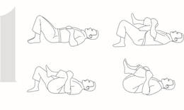 7 bài tập vận động cho người đau lưng