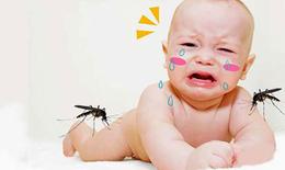 Những sai lầm thường gặp của cha mẹ khi trị sốt xuất huyết