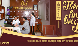 """Phòng chẩn trị YHCT Tâm Minh Đường - """"Thêm tình bớt bệnh"""""""