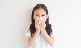 Giúp kiểm soát đúng và hiệu quả bệnh Viêm mũi dị ứng ở trẻ em ở giai đoạn đầu
