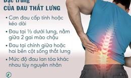 Đau thắt lưng trái, phải là bệnh gì? Cách đẩy lùi hiệu quả
