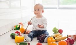 Bổ sung vitamin giúp trẻ khỏe mạnh, tăng sức đề kháng