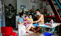 Giữa mùa dịch COVID-19, xóm trọ nghèo đầy ắp nỗi lo