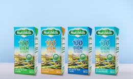 Sữa đường đen 100 điểm NutiMilk-Hương vị ngon giúp  bé yêu thích uống sữa hơn