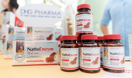 NattoEnzym Red Rice - sản phẩm hỗ trợ giảm nỗi lo mỡ máu, cục máu đông trong lòng mạch