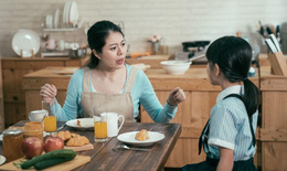 Trẻ ăn hoài không lớn vì đâu?