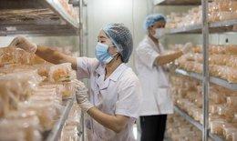 Đông trùng hạ thảo Thiên Phúc sản xuất đạt tiêu chuẩn GACP-WHO