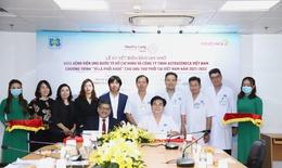 Hợp tác mới nhằm nâng cao chất lượng điều trị cho bệnh nhân ung thư phổi tại Việt Nam