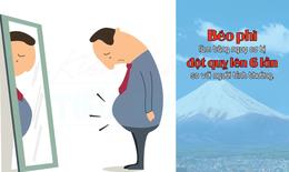 Những biến chứng nguy hiểm về tim mạch ở người thừa cân, béo phì