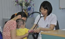 Nắng nóng: Bệnh viện Nhi Trung ương khám bệnh  từ 7h sáng hàng ngày