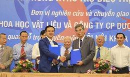 Lần đầu tiên các nhà khoa học Việt Nam chế tạo thành công sản phẩm hỗ trợ điều trị ung bướu