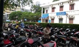 Từ ngày 3/12, Bệnh viện Bạch Mai có bãi gửi xe mới