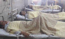 2 nạn nhân phải lọc máu cấp cứu do ngộ độc rượu có cồn methanol