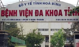 Vụ 6 bệnh nhân tử vong khi chạy thân nhân tạo: Đoàn công tác của Bộ Y tế lên hỗ trợ BVĐK tỉnh Hòa Bình