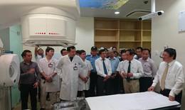 BV K khai trương hệ thống máy xạ trị ung thư hiện đại nhất Việt Nam
