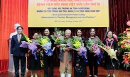 Đội ngũ điều dưỡng BV Việt Đức có nhiều sáng kiến trong điều trị, chăm sóc người bệnh
