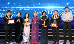 Nghiên cứu về tiền sản giật- sản giật và ghép thận từ người cho tim ngừng đập đạt giải Nhân tài Đất Việt 2017