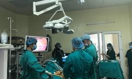 Mỗi năm Việt Nam có khoảng 14.000 ca bệnh ung thư đại trực tràng
