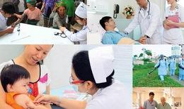 Bộ trưởng Bộ Y tế: Ngành y tế nỗ lực để hướng đến bao phủ chăm sóc sức khỏe toàn dân