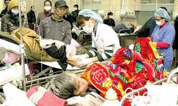Hà Nội cực rét: Các bệnh viện làm gì để giữ ấm cho người bệnh?