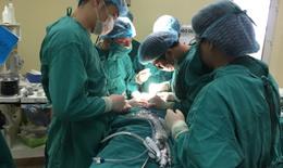 Bệnh viện K lần đầu tiên phẫu thuật thành công u tuyến giáp qua đường miệng