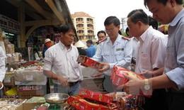 4 tháng đầu năm, cơ quan chức năng xử phạt gần 20 tỷ vi phạm về an toàn thực phẩm
