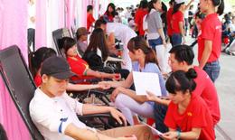 10 năm qua, cả nước tiếp nhận trên 9,2 triệu đơn vị máu từ người hiến tình nguyện