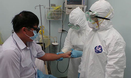 Bộ Y tế yêu cầu cảnh giác phát hiện sớm, phòng lây nhiễm dịch bệnh Ebola