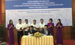 Đẩy mạnh nghiên cứu, ứng dụng Nano curcumin trắng trong sản xuất mỹ phẩm ở Việt Nam