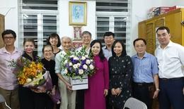 Bộ trưởng Bộ Y tế tri ân các Thầy, Cô giáo lão thành của ngành Y