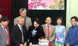 Bộ trưởng Bộ Y tế thăm, chúc mừng năm mới Ban bảo vệ sức khỏe Trung ương, Tổng Hội Y học Việt Nam, Hội Đông Y