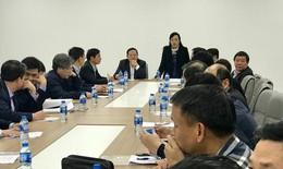 Bộ trưởng Bộ Y tế kiểm tra tiến độ xây dựng cơ sở 2 của Bệnh viện Bạch Mai, Việt Đức