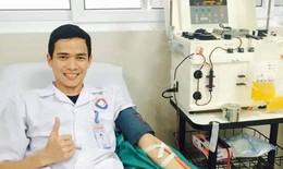 Kỹ thuật viên hơn 30 lần tình nguyện hiến máu cứu nhiều trẻ em, sản phụ
