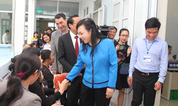 Bộ trưởng Bộ Y tế: Ngành y tế vẫn cần phải tiếp tục cố gắng để người bệnh ngày càng hài lòng hơn