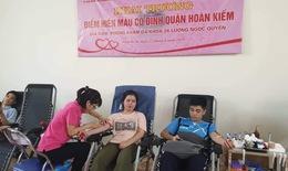 Viện Huyết học- Truyền máu TW: Lần đầu tiên có điểm hiến máu cố định ngoại Viện tại Trung tâm y tế Quận của Hà Nội