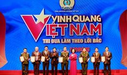 """Với sáng kiến thiết thực vì người bệnh, Cục Quản lý Khám chữa bệnh được nhận """"Vinh quang Việt Nam"""""""