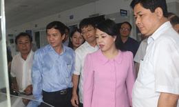 Bộ trưởng Bộ Y tế kiểm tra công tác chăm sóc sức khoẻ cán bộ trung ương phía Nam