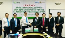Bệnh viện Việt Đức ký kết dịch vụ khám, chữa bệnh theo yêu cầu chất lượng cao