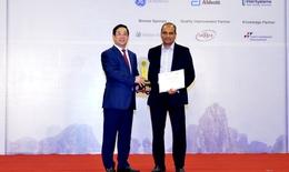 Sáng kiến cải tiến chất lượng bệnh viện toàn diện được vinh danh tại Hội nghị quản lý Bệnh viện Châu Á