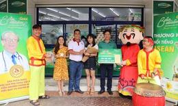 Bảo Xuân tưng bừng trao Giải Đặc biệt 1 cây vàng SJC 9999 cho chủ nhân đầu tiên
