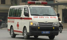Vẫn còn 27 tỉnh chưa có hệ thống cấp cứu trước viện