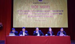 Bộ Y tế đối thoại, giải đáp những băn khoăn của doanh nghiệp trang thiết bị y tế