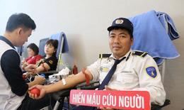 Năm 2019: Tiếp nhận hơn 350.000 đơn vị máu