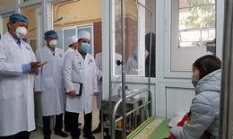 Thứ trưởng Đỗ Xuân Tuyên: Vĩnh Phúc cần giám sát chặt chẽ các trường hợp nghi ngờ mắc nCoV