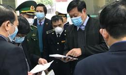 Thứ trưởng Đỗ Xuân Tuyên: Hà Giang cần giám sát cộng đồng chặt chẽ các trường hợp trở về từ vùng dịch