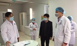 Bộ Y tế về Vĩnh Phúc tập huấn tại chỗ công tác chẩn đoán, điều trị, dự phòng bệnh COVID-19