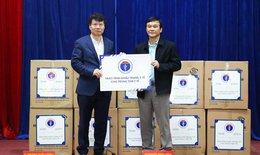 Bộ Y tế hỗ trợ 165.000 khẩu trang y tế cho 7 tỉnh biên giới chống dịch COVID-19