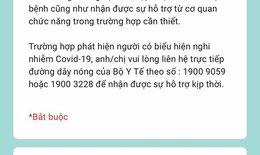 Phòng COVID-19: Cơ sở lưu trú toàn quốc kiểm tra khai báo y tế du lịch khách nước ngoài nhập cảnh vào Việt Nam